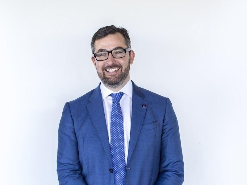 Simon Lamkin, Brussels Airlines CIO