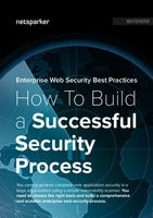 Building an Enterprise Web Security Process