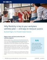 Explore the Digital Workplace and Employee Wellness Connection