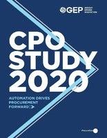 CPO Study 2020: Automation Drives Procurement Forward