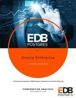 EDB Postgres VS. Oracle Enterprise