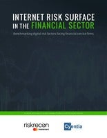 Internet Risk Surface in the Finance Sector