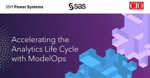 Accelerating the Analytics Life Cycle with ModelOps