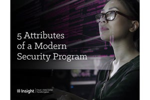 The 5 Attributes of a Modern Security Program