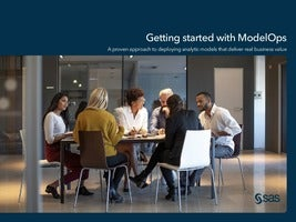 Getting started with ModelOps eBook