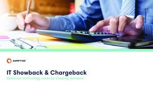 Showback & Chargeback: Optimize Technology Costs by Shaping Demand