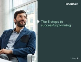 The 5 Steps to Successful Planning