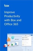 Get down to business with Box and Office 365