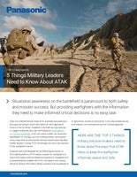 Five Things Military Leaders Need to Know About ATAK