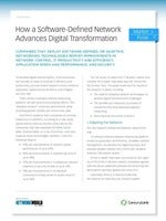 How a Software-Defined Network Advances Digital Transformation