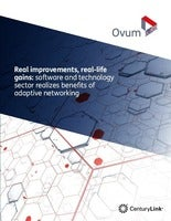 Ovum: Real improvements, real-life gains: Enterprises realize the benefits from Adaptive Networking