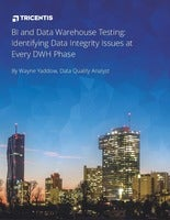 BI and Data Warehouse Testing: Identifying Data Integrity Issues at Every DWH Phase
