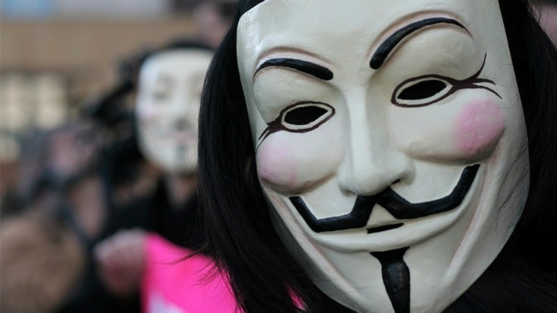 History of PayPal: Anonymous hacks