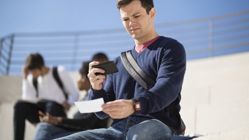 Digital cheques