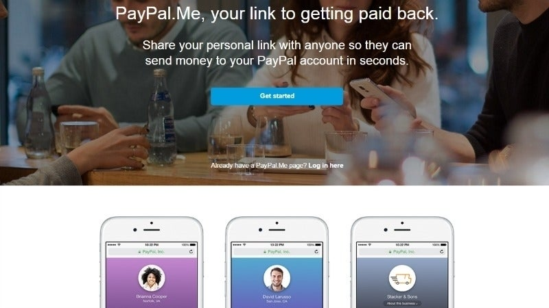 History of PayPal: PayPal.Me