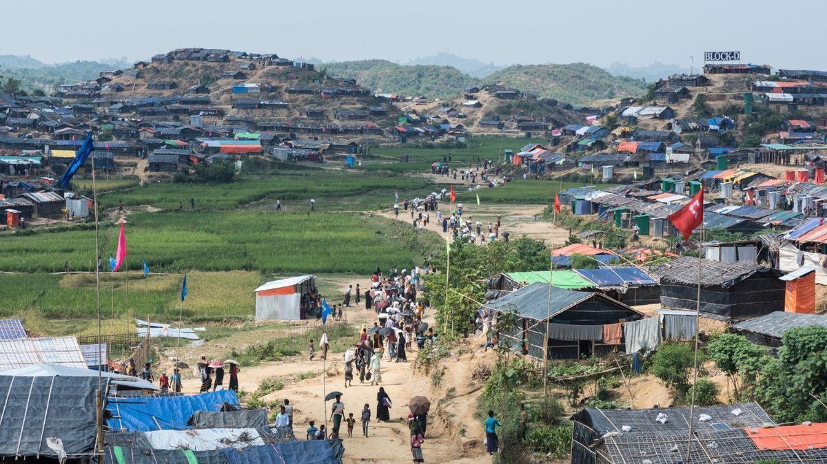 Facebook - inciting genocide in Myanmar