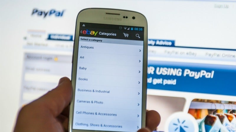 History of PayPal: PayPal and eBay split