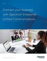 Connect your business with Spectrum Enterprise Unified Communications