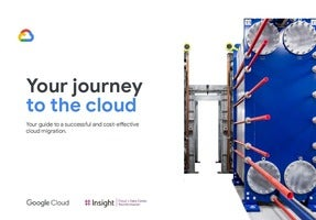 Your Journey to the Cloud: A Guide From Google