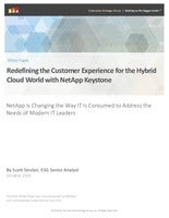 Change the way you consume IT with NetApp Keystone