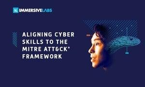 Aligning Cyber Skills to the MITRE ATT&CK Framework
