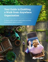 Your Guide to Enabling a Work-from-Anywhere Organization