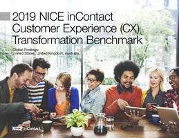 NICE inContact Customer Experience (CX) Transformation Benchmark