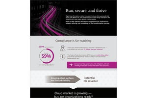Run, Secure, and Thrive: A NetSec Infographic