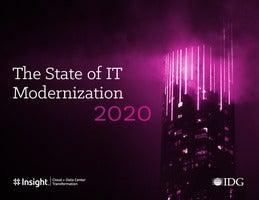 eBook: The State of IT Modernization 2020