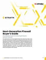 Next-Generation Firewall Buyer's Guide