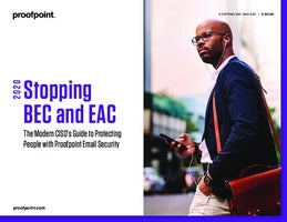 Stopping BEC and EAC Scams: A Guide for CISOs