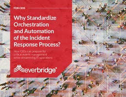 Why Standardize Orchestration and Automation of the Incident Response Process?