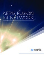 Aeris Fusion IoT Network Overview
