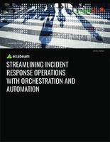Streamling Incident Response Operations with Orchestration and Automation