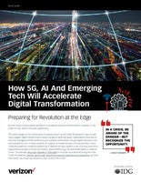 How 5G, AI And Emerging Tech Will Accelerate Digital Transformation