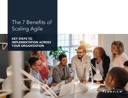 The 7 Benefits for Scaling Agile: The Key Steps to Implementation Across Your Organization