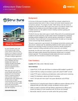 eStruxture Scales to Meet Colo Customer Needs with Vertiv Solutions