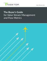 The Buyer's Guide for Value Stream Management and Flow Metrics