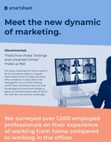 Meet the new dynamic of marketing Infographic