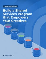 Build a Shared Services Program that Empowers Your Creatives