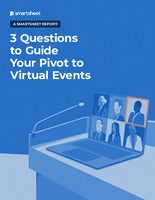 3 Questions to Guide Your Pivot to Virtual Events