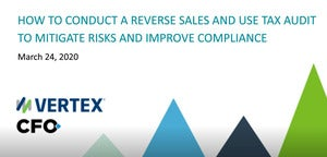 How to Conduct a Reverse Sales and Use Tax Audit