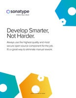 Develop Smarter, Not Harder. Get the most out of open source libraries.