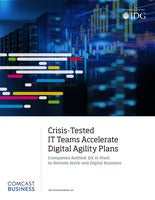 Crisis-Tested IT Teams Accelerate Digital Agility Plans