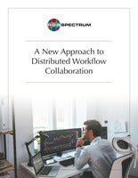 A New Approach to Distributed Workflow Collaboration