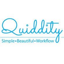 Quiddity – Simple, Beautiful, Workflow