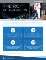 Best Practices Guide: The ROI of Digitization