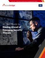 10 Step Guide to Staying Ahead of Emerging Security Threats