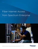 Fiber Internet Access from Spectrum Enterprise