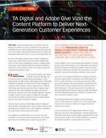 How TA Digital and Adobe Empowered Vizio to Deliver Next-Gen Customer Experiences
